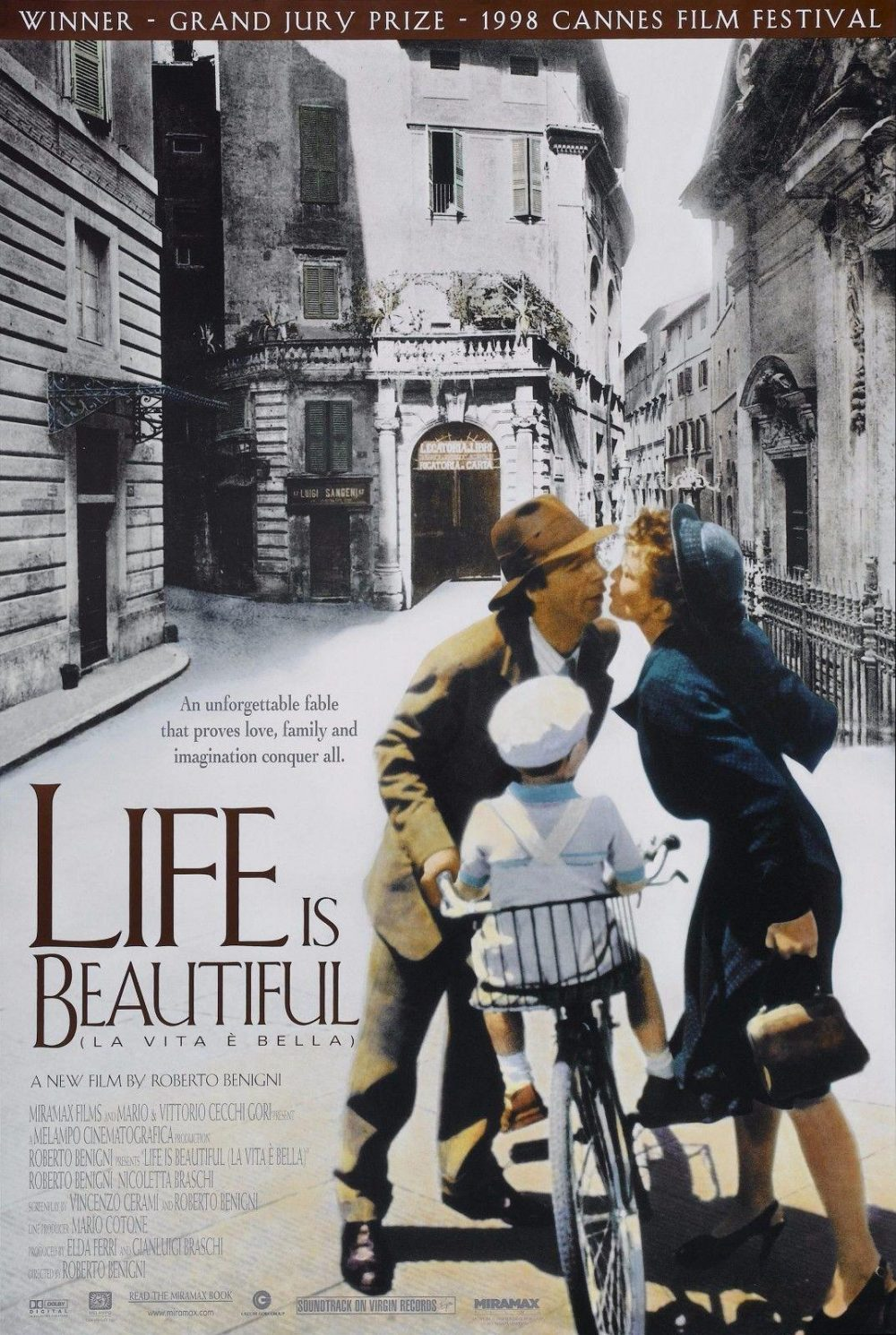 life-is-beautiful-movie-art-silk-poster-20x30
