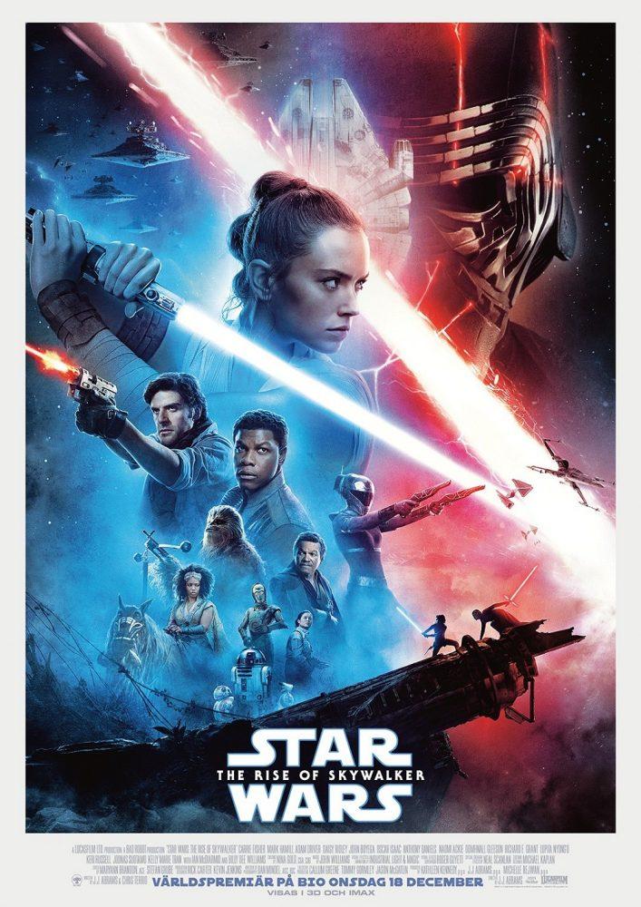 Star Wars: Episode IX – The Rise of Skywalker – SPOILER RECENSION