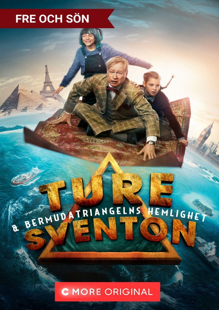 Ture Sventon och Bermudatriangelns hemlighet