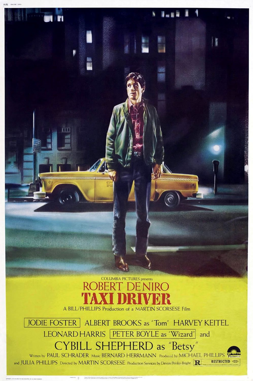 Topp 10 Favorit Martin Scorsese Filmer