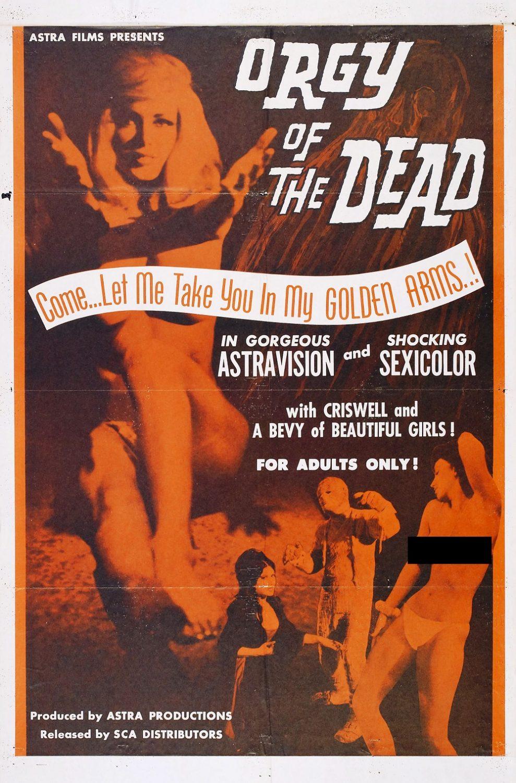 Skräckmånad 2021: Orgy of the Dead