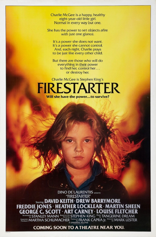 Skräckmånad 2021: Firestarter