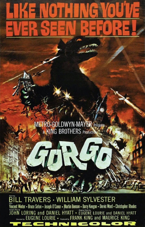 Skräckmånad 2021: Gorgo